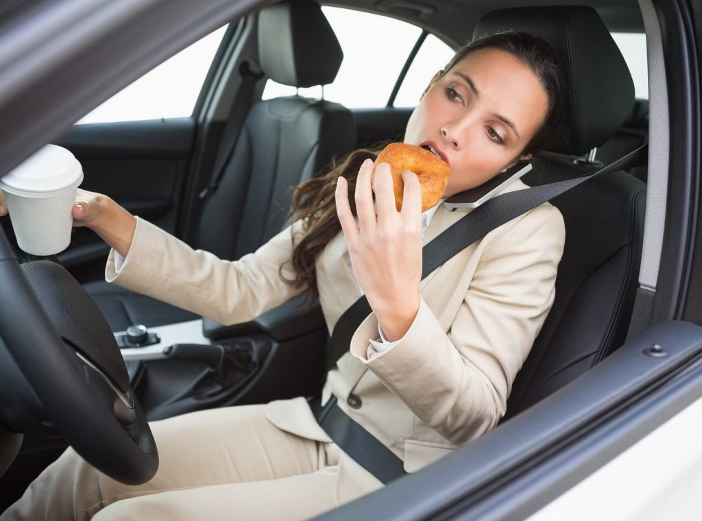 eat car